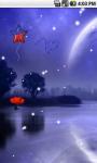 Love Moon Night Reflection LWP screenshot 1/5