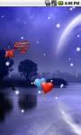 Love Moon Night Reflection LWP screenshot 2/5