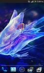jellyfish ocean live wallpaper screenshot 3/4