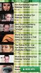 Eye Makeup Tutorials free screenshot 3/5
