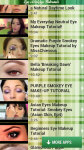 Eye Makeup Tutorials free screenshot 4/5