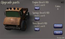 3D truck challenge screenshot 1/3