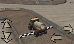 3D truck challenge screenshot 2/3