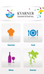 Kvarner Gourmet and Food guide screenshot 1/5