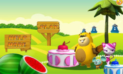 Monkey Cake screenshot 1/4