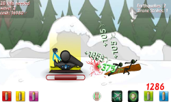 Bloody Gunfire-Sniper War Game screenshot 4/4