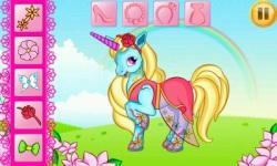 Unicorn Dress Up screenshot 3/6