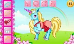 Unicorn Dress Up screenshot 4/6