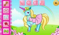 Unicorn Dress Up screenshot 5/6
