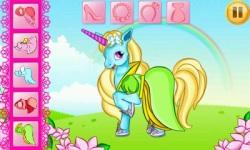 Unicorn Dress Up screenshot 6/6
