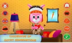 Bunny Dress Up Cool Rabbit Games for Kids screenshot 3/5