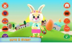 Bunny Dress Up Cool Rabbit Games for Kids screenshot 4/5