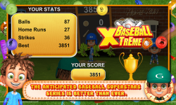 Baseball Xtreme screenshot 3/6