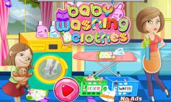 Baby Washing Cloths screenshot 2/5