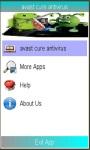avast cure antivirus screenshot 1/1