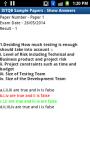 ISTQB Sample Papers Free screenshot 3/6