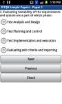 ISTQB Sample Papers Free screenshot 4/6