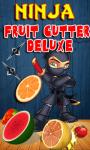 NINJA FRUIT CUTTER DELUXE screenshot 1/1