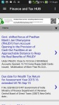 Finance and Tax HUB screenshot 2/6