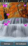 Waterfall Live Wallpapers Free screenshot 1/6
