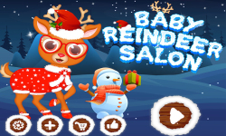Baby Reindeer Salon screenshot 1/5