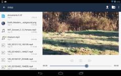 ownCloud fresh screenshot 4/6