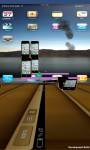 iphone Dropoid 3D Free screenshot 2/5