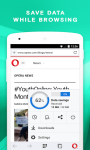 Opera browser: fast and safe screenshot 4/6