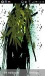 Bob Marley Pot Leaf Live Wallpaper screenshot 1/6