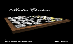 Master Checkers screenshot 1/2