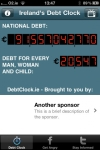 Debt Clock Ireland screenshot 1/1