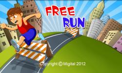 Free Run Android screenshot 1/6