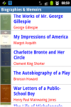 GB Non-copyrighted Books Library screenshot 5/6