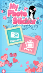 My Photo Sticker Free screenshot 5/6