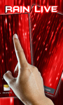Red Acid Rain LWP FREE screenshot 2/3
