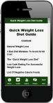 Quick Weight Loss Diets screenshot 4/5