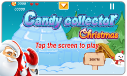 Candy Collector christmas screenshot 4/4