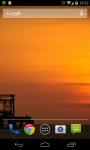 Sunset HD Live Wallpaper  screenshot 3/4