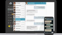 SMS Text Messaging PC Mac SMS screenshot 1/1