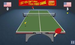 Awesome Table Tennis screenshot 1/4