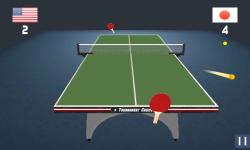 Awesome Table Tennis screenshot 2/4