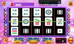 Mahjong Pai Gow Slot Machines screenshot 2/4