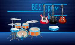 Best Drum Kit screenshot 1/5