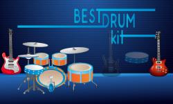 Best Drum Kit screenshot 2/5