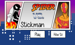 Spider VS Stickman screenshot 4/6