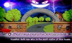 Free Hidden Object Games - Haunted House 2 screenshot 2/4