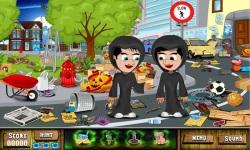 Free Hidden Object Games - Haunted House 2 screenshot 3/4