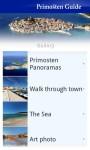 Primosten - Travel guide screenshot 3/5