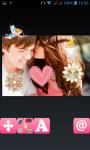 Valentine Photo Changer screenshot 1/6