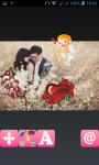 Valentine Photo Changer screenshot 2/6